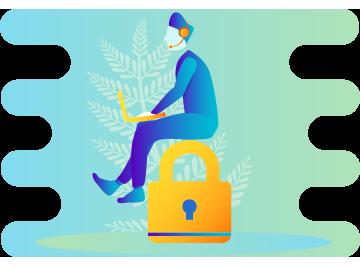 system contact center Conpeek zapewnia bezpieczeństwo twoich danych
