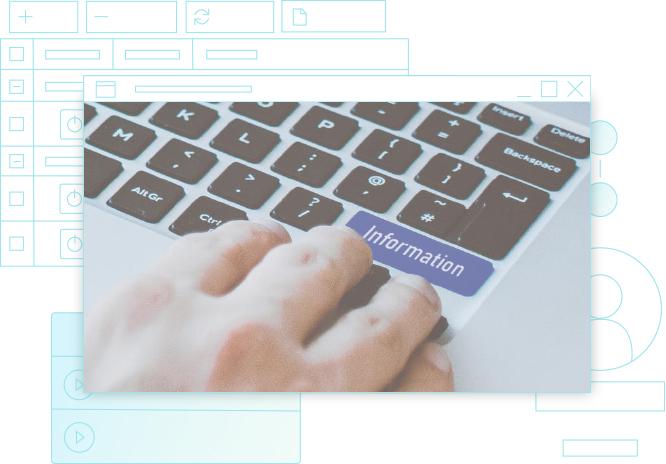 program do obsługi klienta Conpeek pozwala nadać dostęp klientom do informacji i dokumentów, aby rozwiązali swój problem bez udziału konsultanta