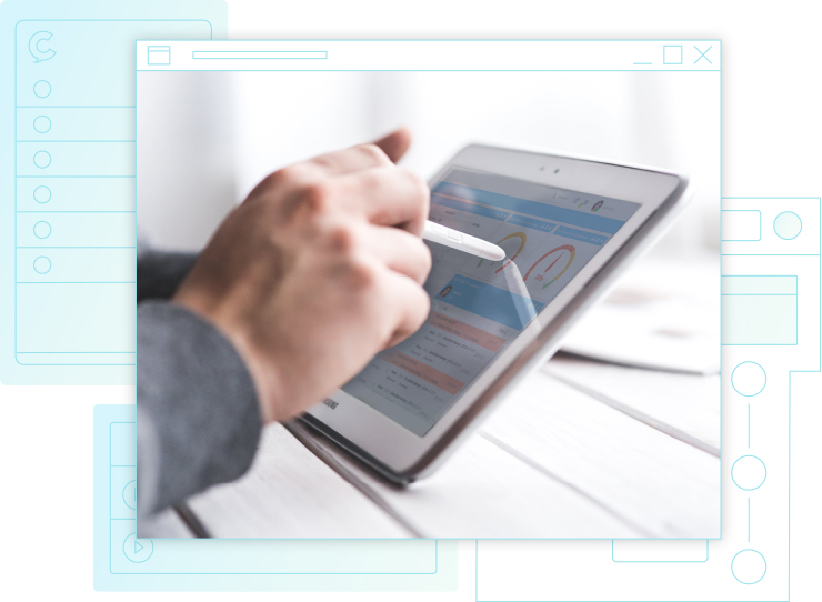 narzędzia wsparcia sprzedaży od Conpeek pomogą ci gromadzić wszystkie dane o kliencie