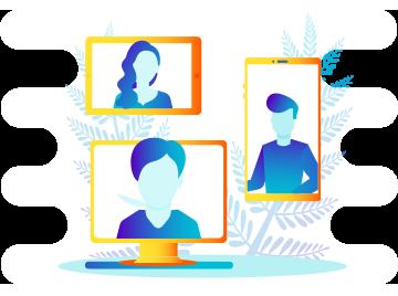 prowadź wideokonferencje przez internet za pomocą oprogramowania Conpeek
