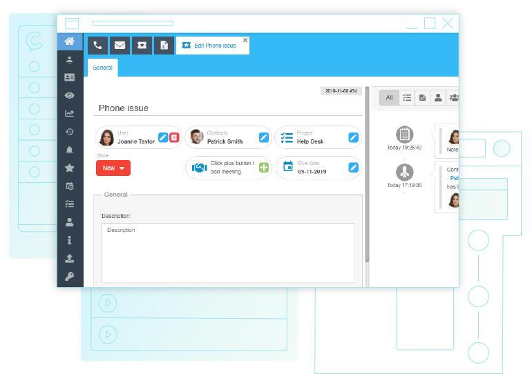 Oprogramowanie do obsługi klienta Conpeek skraca czas obsługi zgłoszenia od klienta